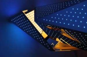 欧洲杯大赛客厅创意吊灯推荐检测仪